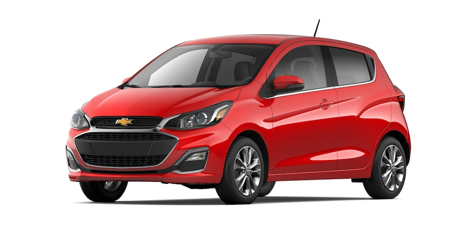 Chevrolet Spark 2021 color Rojo Granada